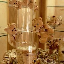 Newborn chocolate decoration Prince theme