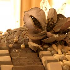 Chocolate decoration for Wedding 4