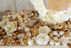 wedding chocolate decoration