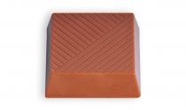 Milk Chocolate with Gianduia and Hazelnuts pieces