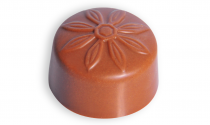 Milk Chocolate with 3 coffee grains