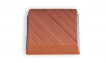 Milk Chocolate with Pistachio Croquant